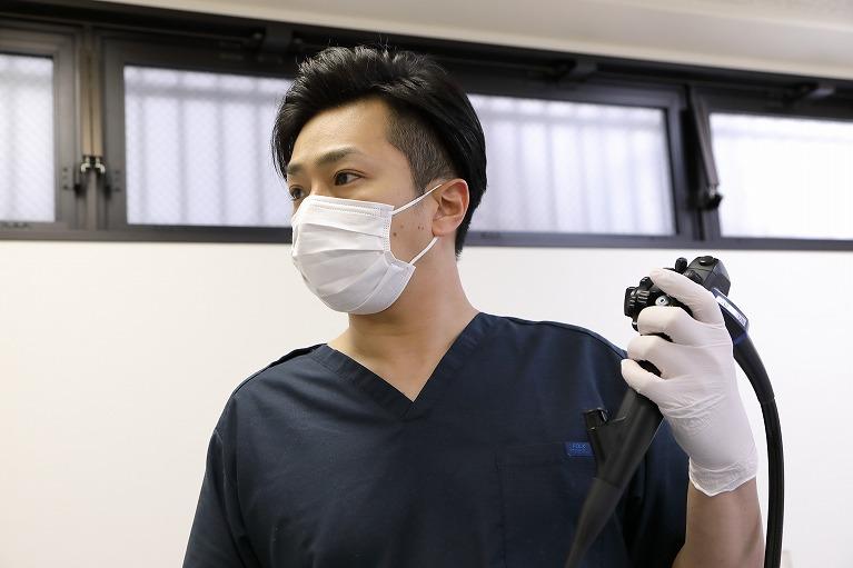 内視鏡専門医による精度の高い胃カメラ検査