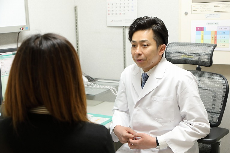 初診当日に胃カメラ検査が可能な京都のテイ医院